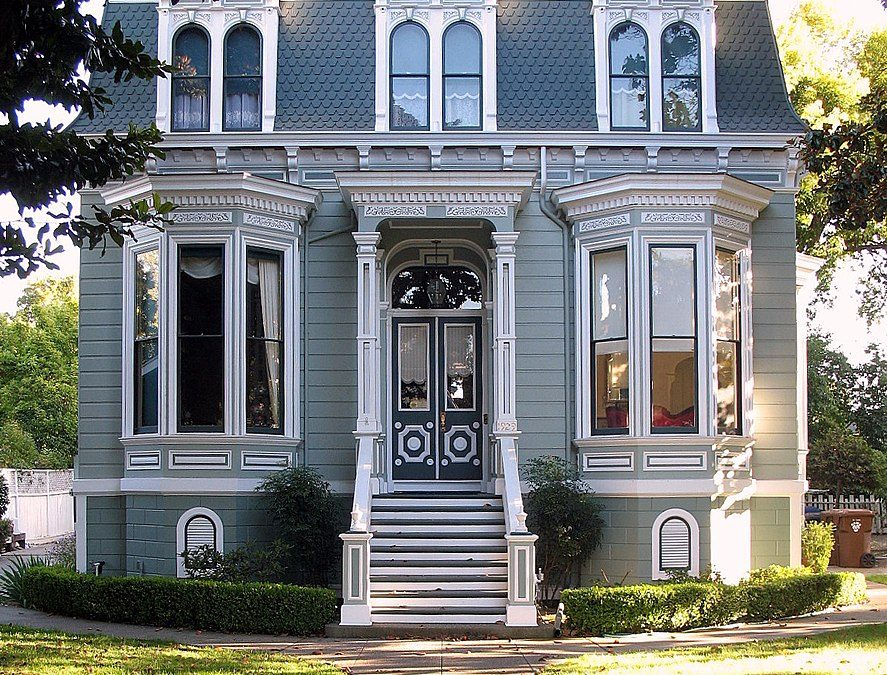19 More Amazing Photos of Restored Victorian Houses (Images)