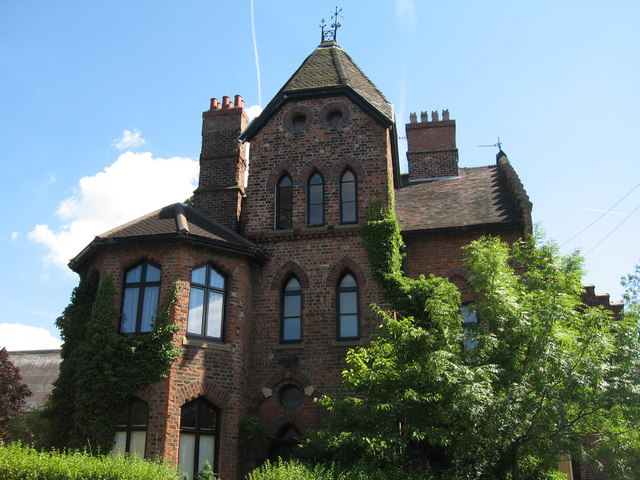gothic house liverpool