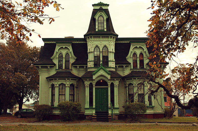 Photo of Mansion in St. John.