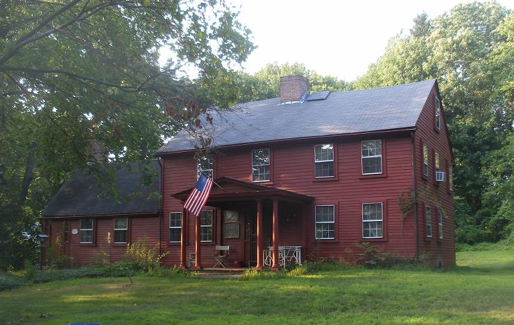 oldest homes in america