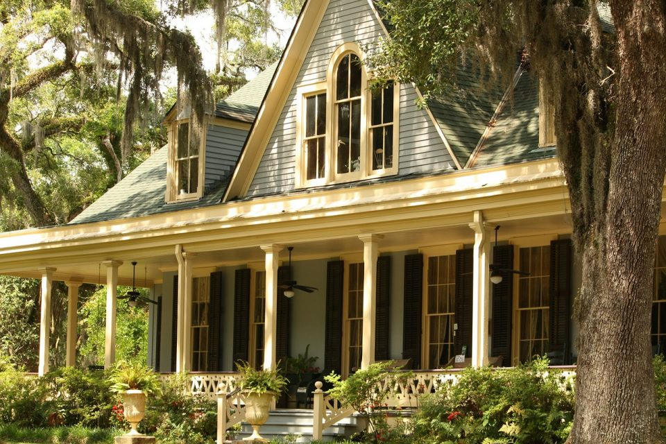 Large Front Porches Make a Comeback:  History, Ideas, and Designs