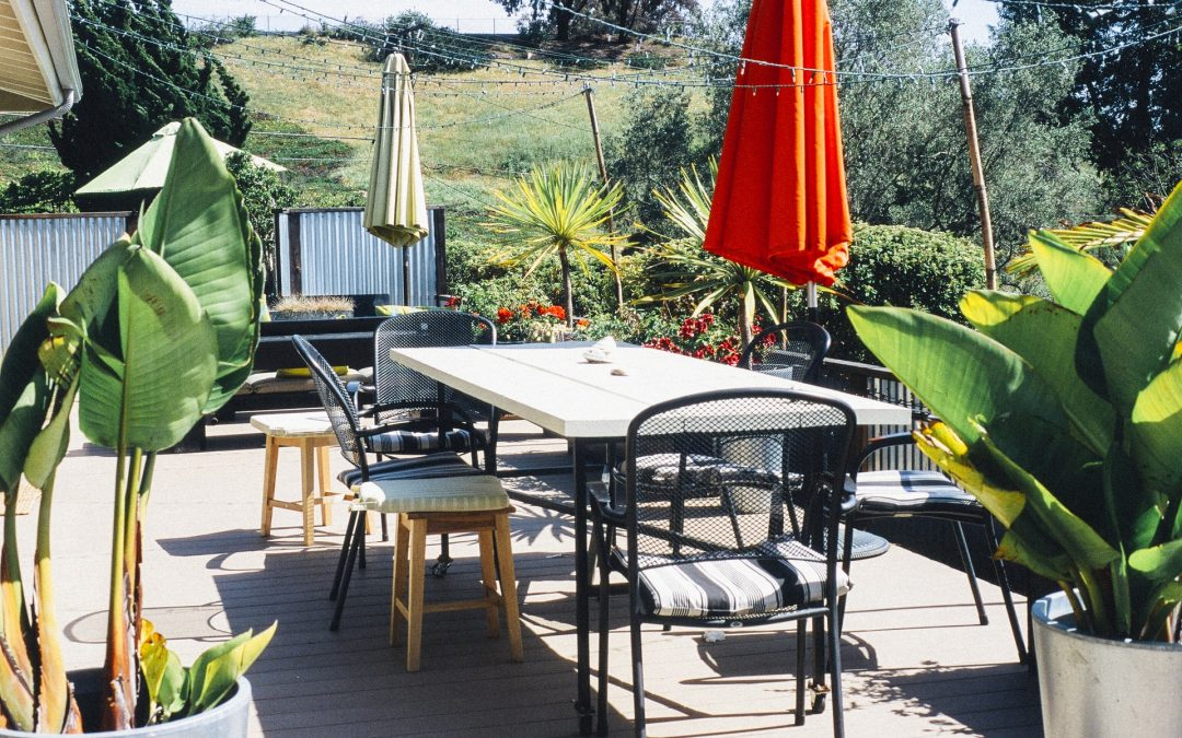 How A Terrace Can Transform The Exterior Of Your Home