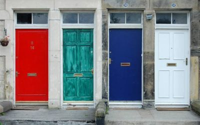 Looking for Front Door Ideas? Don't Forget these 4 Key Details!